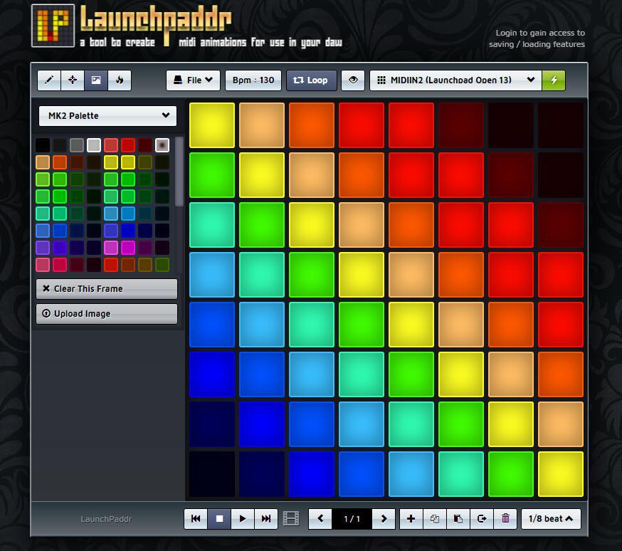 WEB灯光编辑工具(LAUNCHPADDR)-LPDBBS
